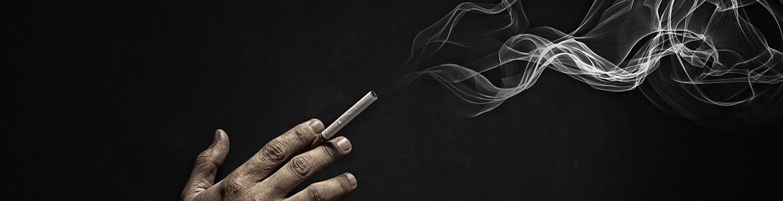 Запах табака в доме